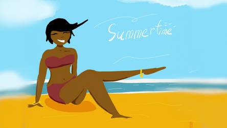 Summertime by NeuronPlectrum