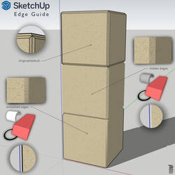 SketchUp Edging Guide