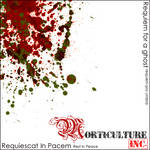 Morticulture CD Cover