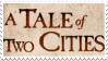 A Tale Of Two Cities Stamp by ElianaStarlight