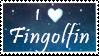 Fingolfin Stamp by ElianaStarlight