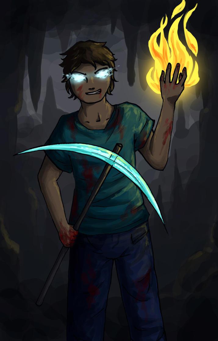 The Miner by ElianaStarlight