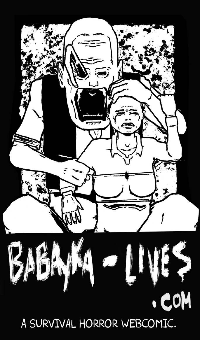Babayka-Lives Poster. by Andrewreed