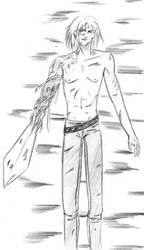 Lyam Pencil Sketch