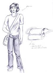 Mariano Sketch 1 by Durare