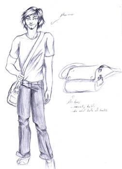 Mariano Sketch 1