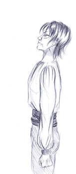 Alex Langrat Random Sketch 1