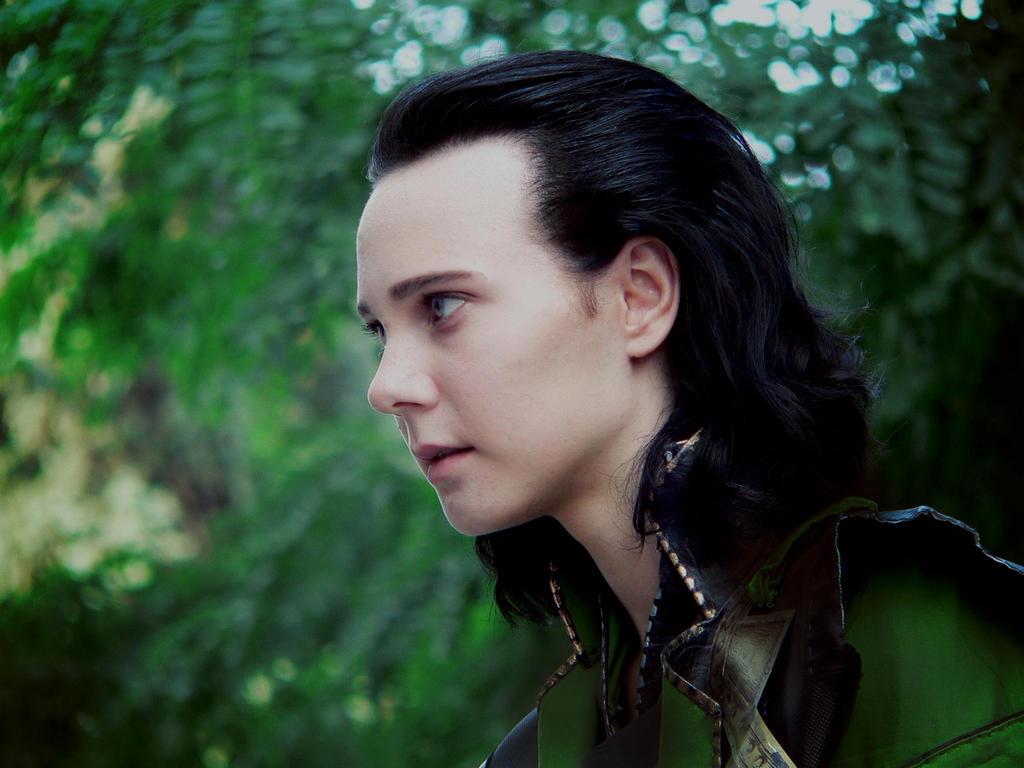 Loki by MargaretLaufeyson