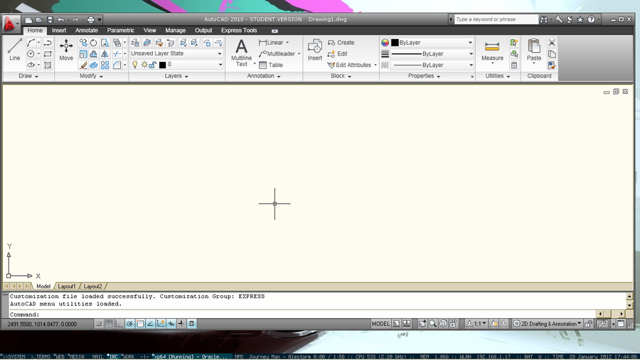 Autocad 2010 Linux By Genessis On Deviantart