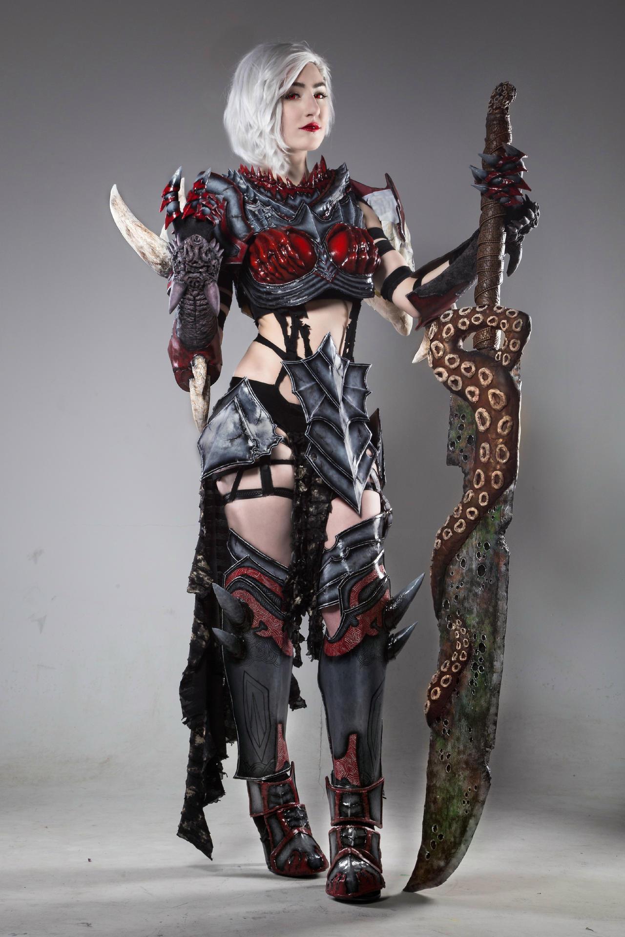 Warrior (Guild Wars 2) by luxxlo on DeviantArt