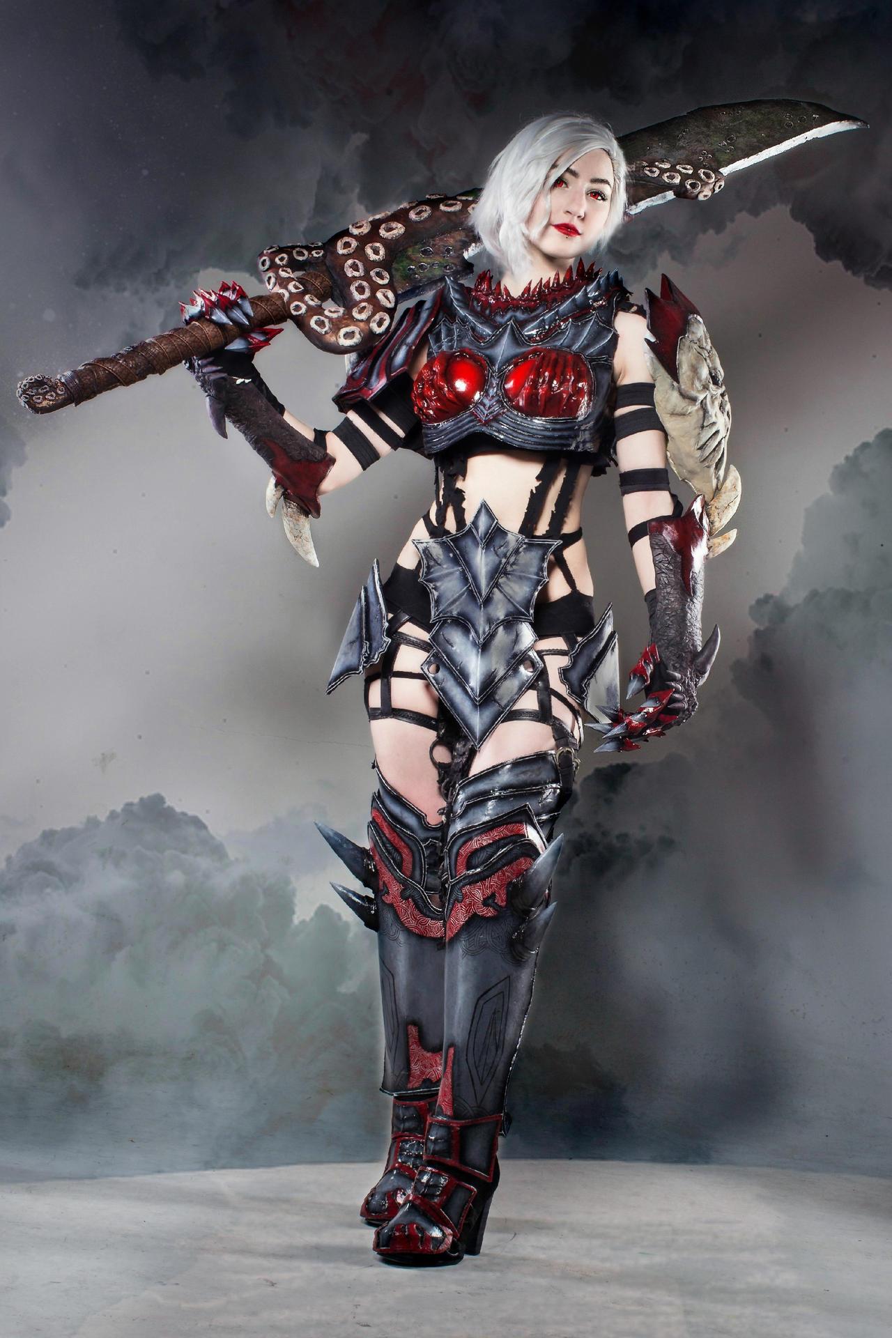 Warrior - Guild Wars 2 by luxxlo on DeviantArt