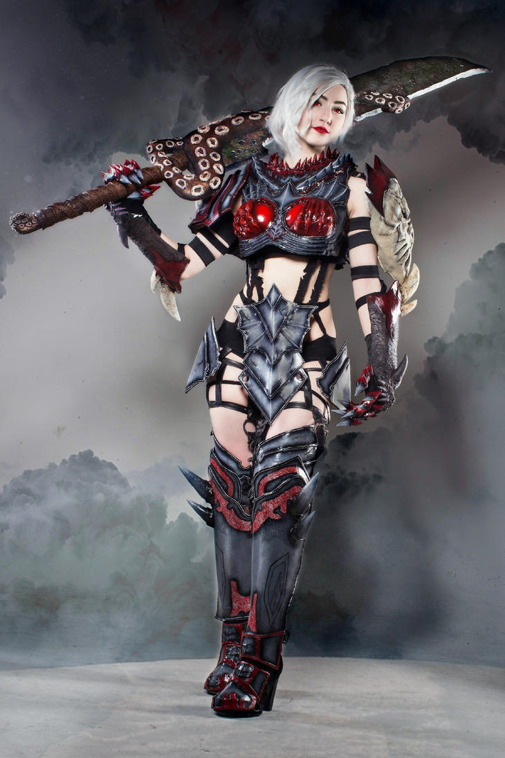 Warrior - Guild Wars 2 by luxxlo