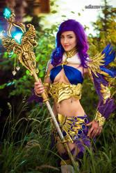 Phantasmal Warlock by luxxlo