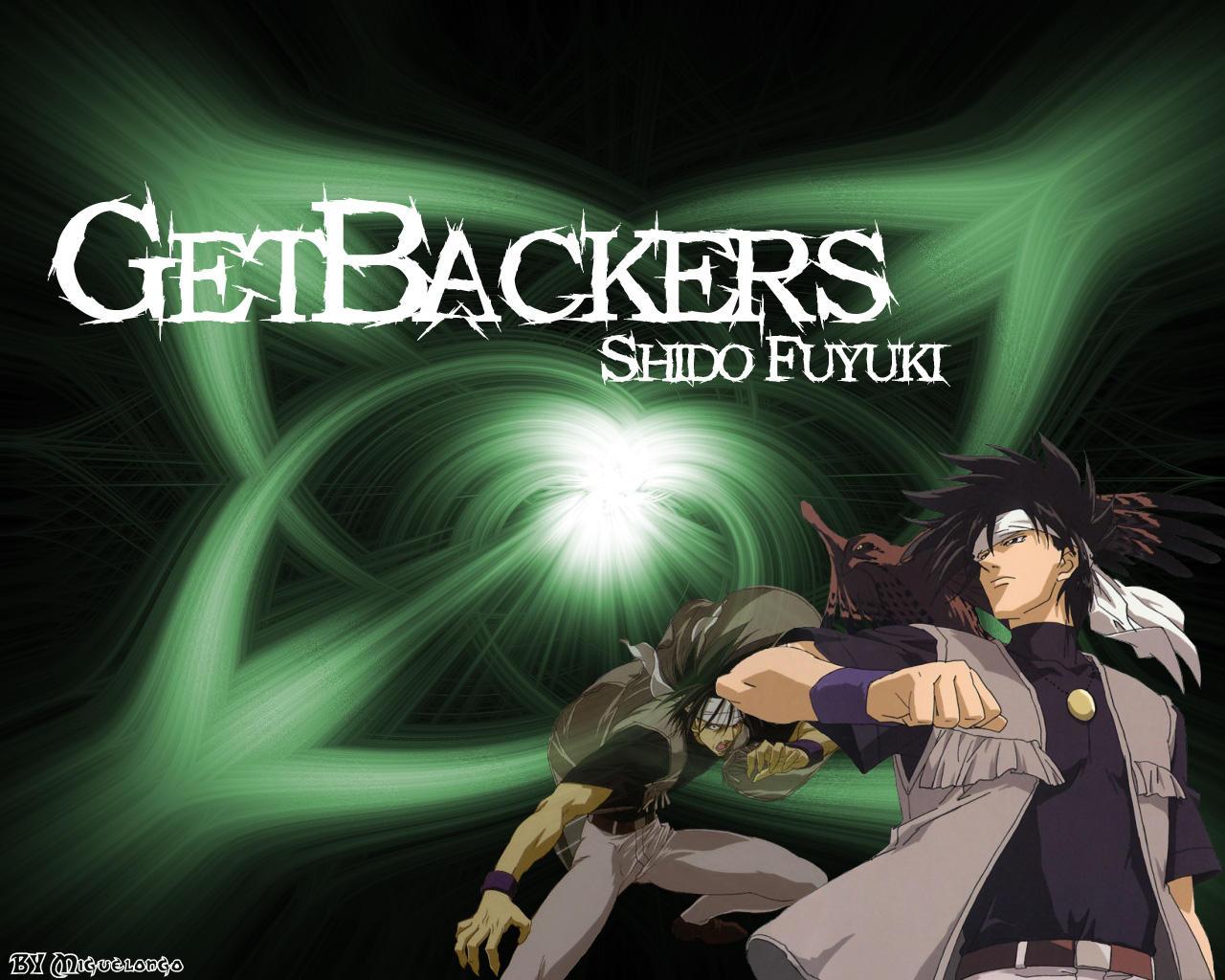 Wallpaper GetBackers Shido by Sonsaku on DeviantArt