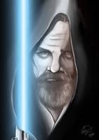 Gray Jedi by ART-havoc