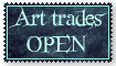 Art Trades open by forgetSanity