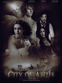 City of Ashes Movie Poster