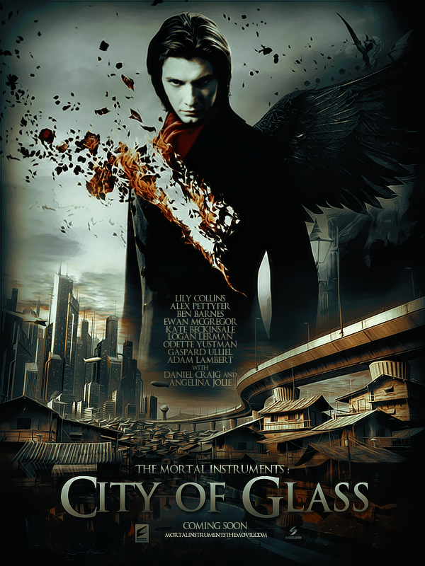 City of Glass Movie Poster