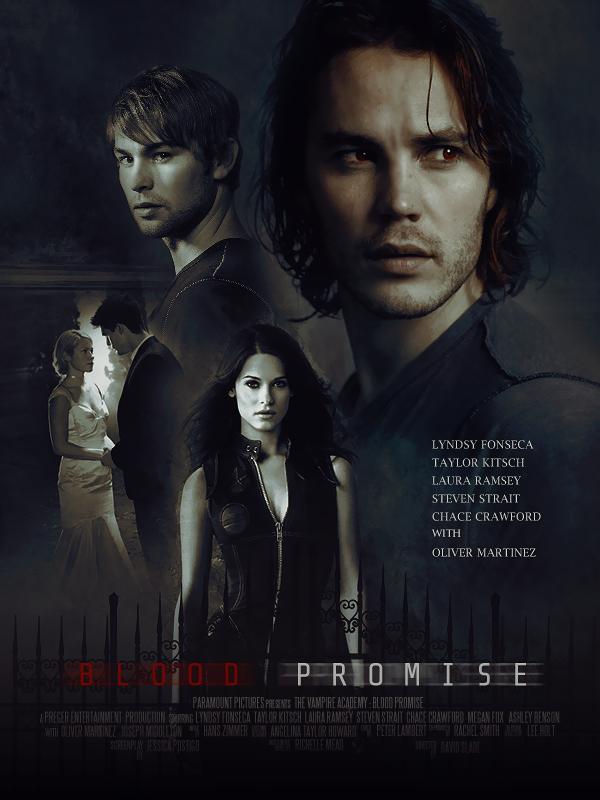 vampire academy book 4 blood promise pdf