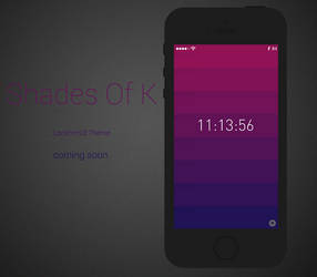 Shades of K - Lockhtml3 Theme [Preview]