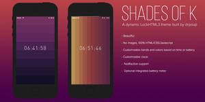 Shades of K [Release]