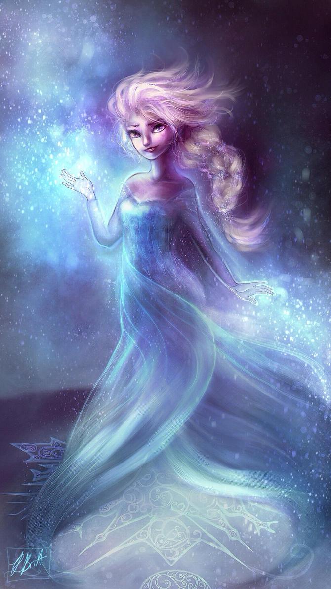 Elsa by becky