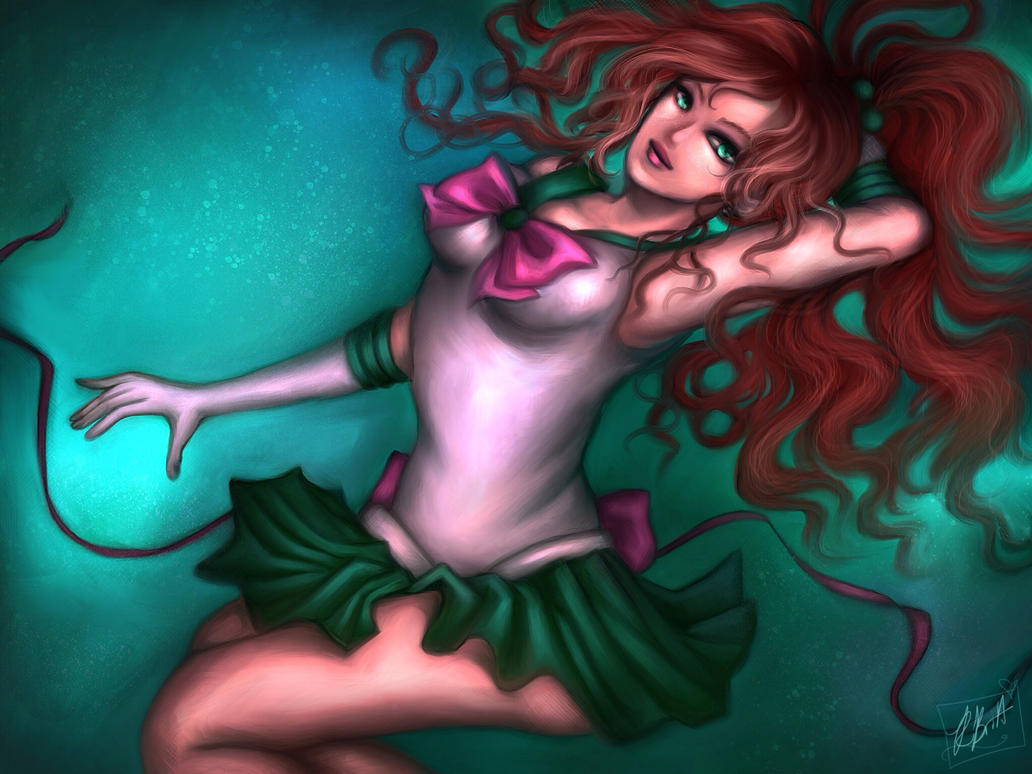 Sailor Jupiter by becky