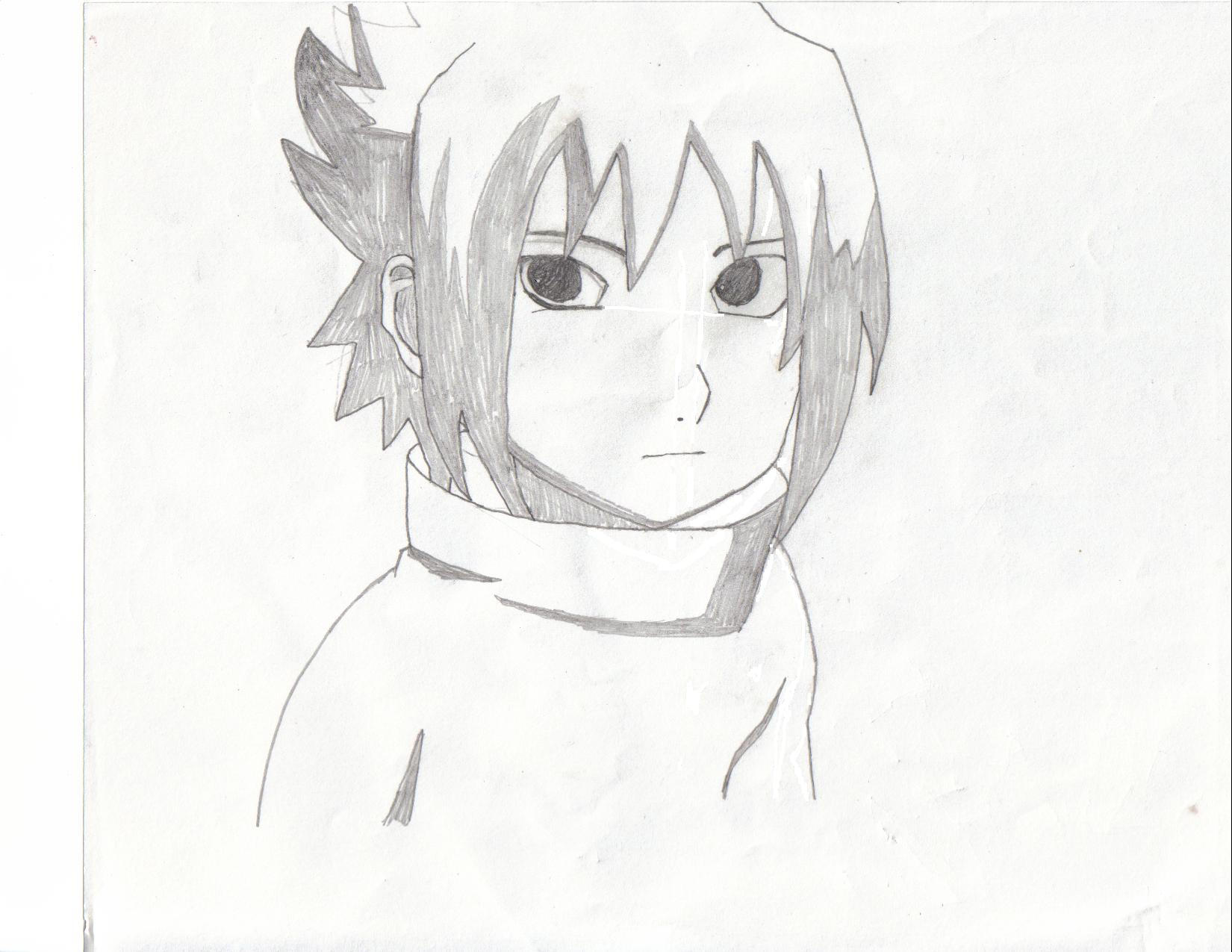 Sasuke2 by ShadowRoth