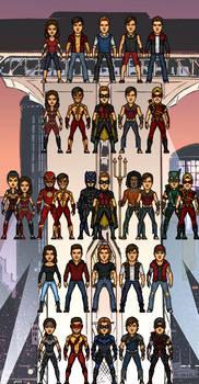 Sidekick Inc? Justice League Jr? Little Leaguers?