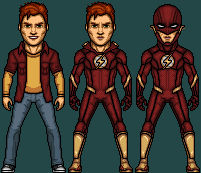 Save every man, woman, child with a mighty Flash
