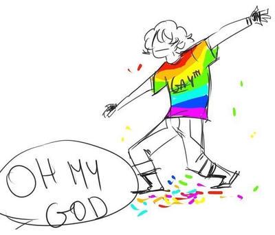 Gay by Nadiacatdog