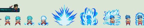 ULSW - Goku Tranfo SSB Evolution by Mangal666