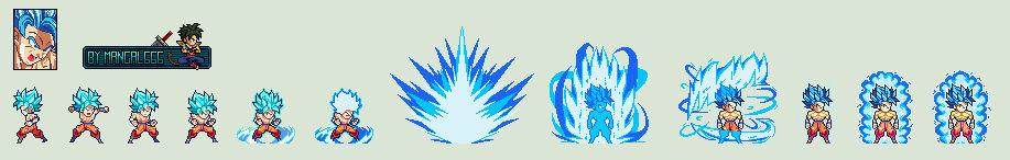 ULSW - Goku Tranfo SSB Evolution