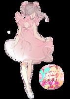 Girl Render #19 by ImTsundereBaka