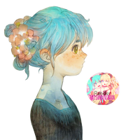 Girl Render #41 by ImTsundereBaka