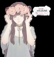 Girl Render #115 by ImTsundereBaka