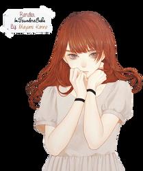 Girl Render #116 by ImTsundereBaka