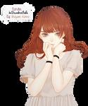Girl Render #116