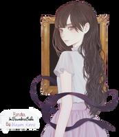 Girl Render #119 by ImTsundereBaka