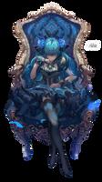 Hatsune Miku Render #10