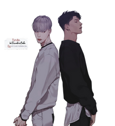 Render Boys #3 by ImTsundereBaka