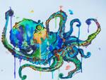 Frootloop the Octopus