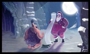 Caveman's Christmas