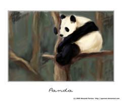 Panda by APertsev