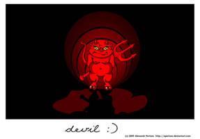 The Devil by APertsev