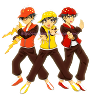 Art Contest: BoBoiBoy by ryocutema
