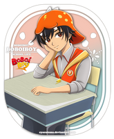 School Life BoBoiBoy by ryocutema