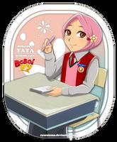 School Life Yaya by ryocutema