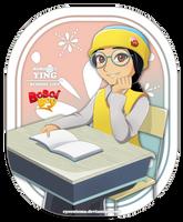 School Life Ying by ryocutema