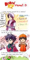 BoBoiBoy Meme~! by ryocutema